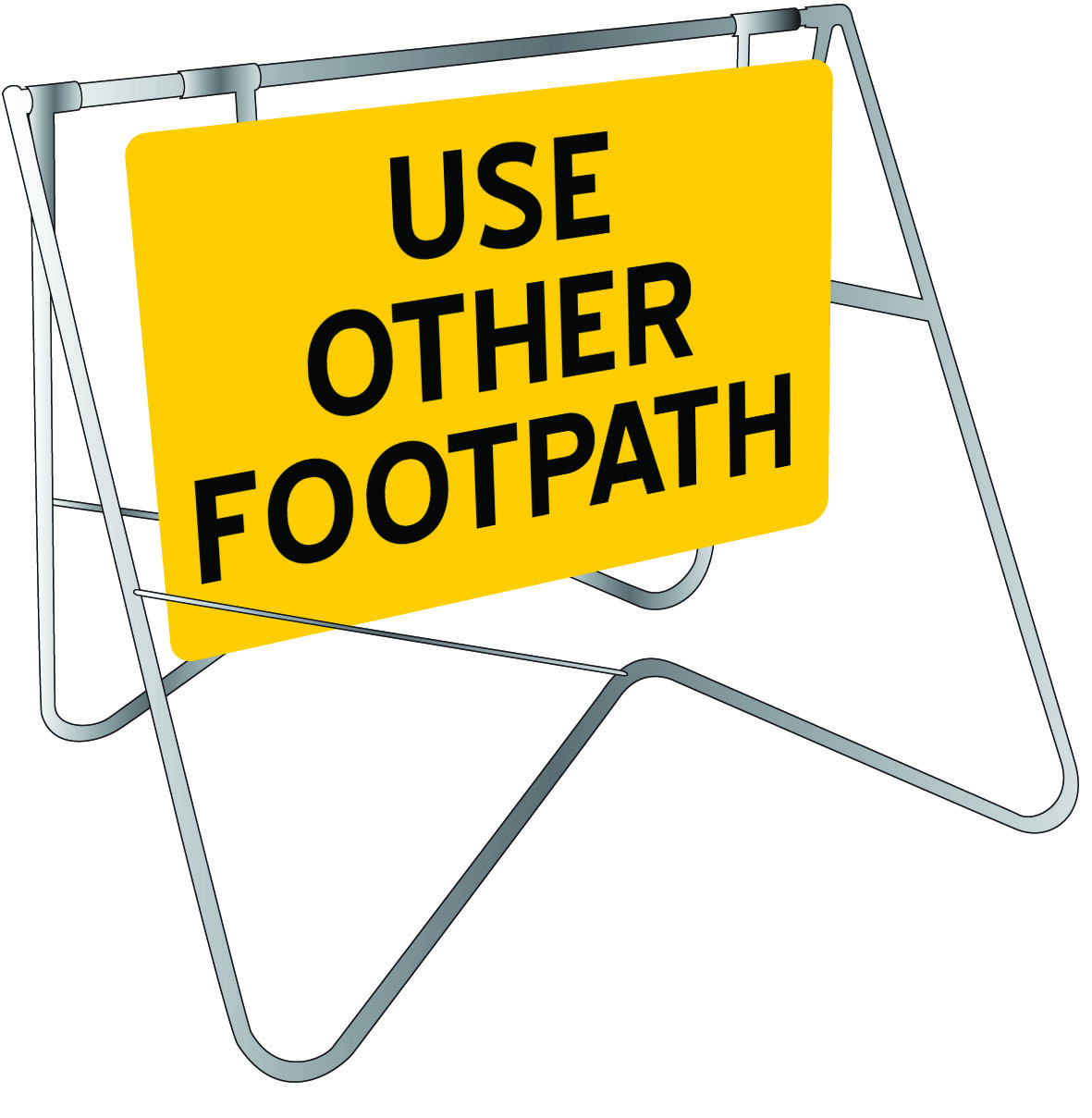 Swing Stand Use Other Footpath